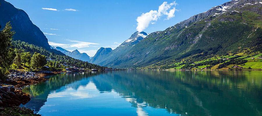 Veliki fjordovi