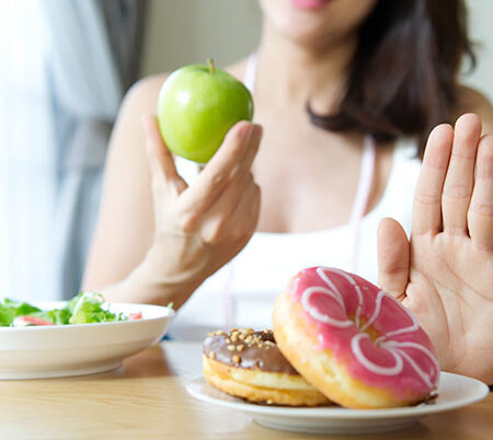 reci ne brzoj hrani
