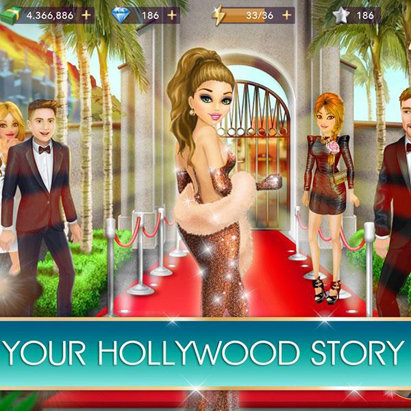 Hollywood Story - Nanobit igre